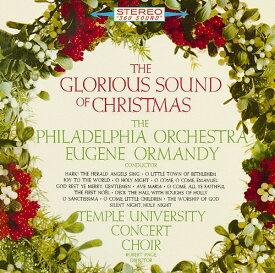 きよしこの夜〜グローリアス・サウンド・オブ・クリスマス[CD] / ユージン・オーマンディ (指揮)