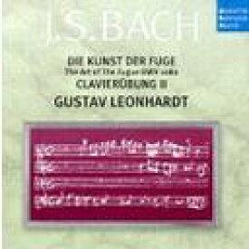 J.S.バッハ: フーガの技法&クラヴィーア練習曲集第2巻[CD] / グスタフ・レオンハルト
