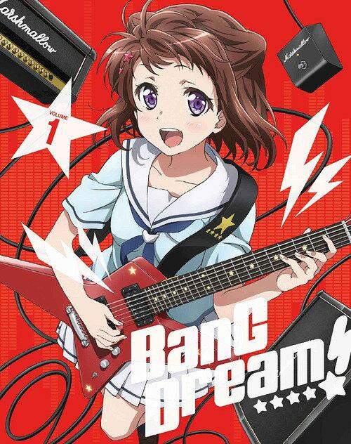 BanG Dream! [バンドリ!] Vol.1[Blu-ray] / アニメ