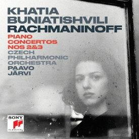 ラフマニノフ: ピアノ協奏曲第2番&第3番 [Blu-spec CD2][CD] / カティア・ブニアティシヴィリ (ピアノ)