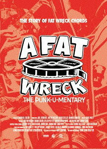 A FAT WRECK: ア・ファット・レック [Tシャツ付初回限定版][DVD] / 洋画