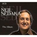 NEIL SEDAKA - THE ALBUM[CD] / ニール・セダカ