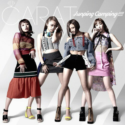 Jumping Camping!!!! [通常盤][CD] / Carat