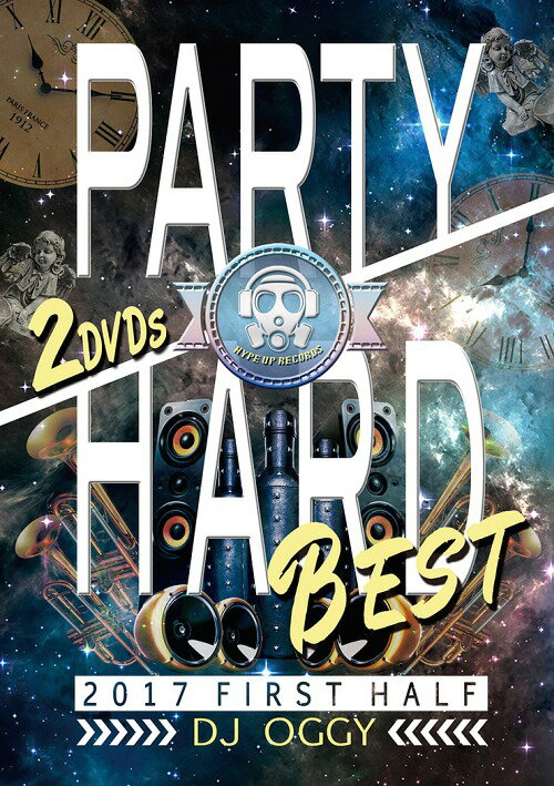Party Hard Best 2017 First Half[DVD] / DJ OGGY