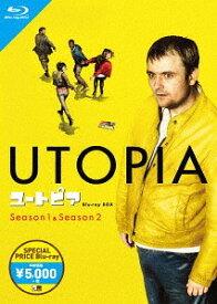 ユートピア/UTOPIA コンプリートスペシャルプライスBlu-ray BOX [廉価版][Blu-ray] / TVドラマ