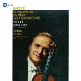 バルトーク: ヴァイオリン協奏曲第1番、ヴィオラ協奏曲 [UHQCD][CD] / ユーディ・メニューイン (ヴァイオリン&ヴィオラ)