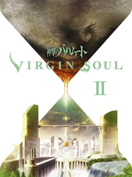神撃のバハムート VIRGIN SOUL II [初回限定版][Blu-ray] / アニメ