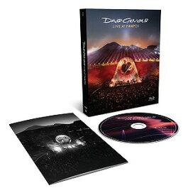 ライヴ・アット・ポンペイ (BD Version)[Blu-ray] / デヴィッド・ギルモア