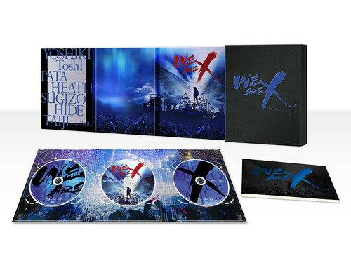 WE ARE X スペシャル・エディション[Blu-ray] / X JAPAN