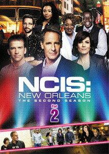 NCIS: ニューオーリンズ シーズン2 DVD-BOX Part2[DVD] / TVドラマ