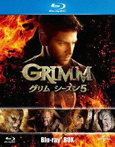 GRIMM/グリム シーズン5 ブルーレイBOX[Blu-ray] / TVドラマ