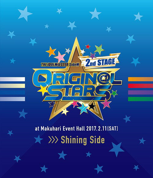 THE IDOLM@STER SideM 2nd STAGE 〜ORIGIN@L STARS〜 Live Blu-ray 【Shining Side】[Blu-ray] / オムニバス