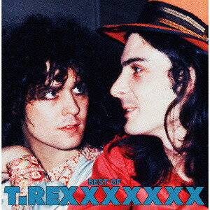 BEST OF T. REXXXXXXX[CD] / T・レックス