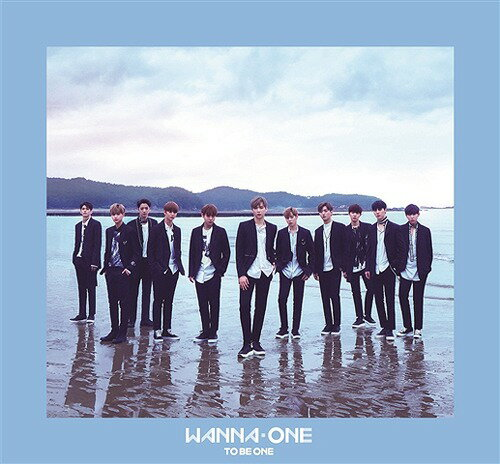 1×1=1 (TO BE ONE) -JAPAN EDITION- (Sky Ver.) [CD+DVD][CD] / Wanna One