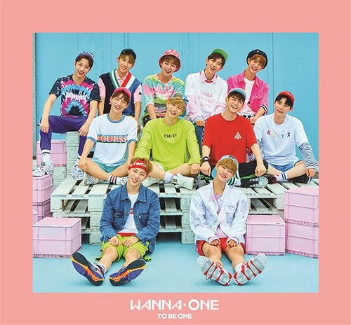 1×1=1 (TO BE ONE) -JAPAN EDITION- (Pink Ver.) [CD+DVD][CD] / Wanna One