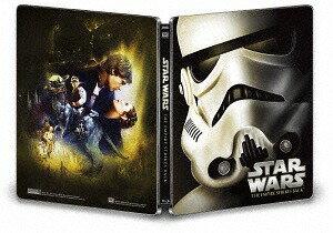 スター・ウォーズ エピソードV/帝国の逆襲 [数量限定生産][Blu-ray] / 洋画