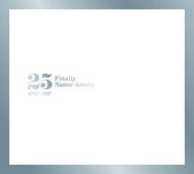 【初回盤終了】Finally [3CD+DVD][CD] / 安室奈美恵