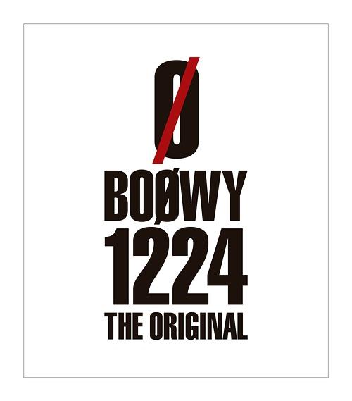 1224 -THE ORIGINAL- [通常版][Blu-ray] / BOOWY