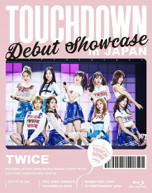 "DEBUT SHOWCASE ""Touchdown in JAPAN""[Blu-ray] / TWICE"