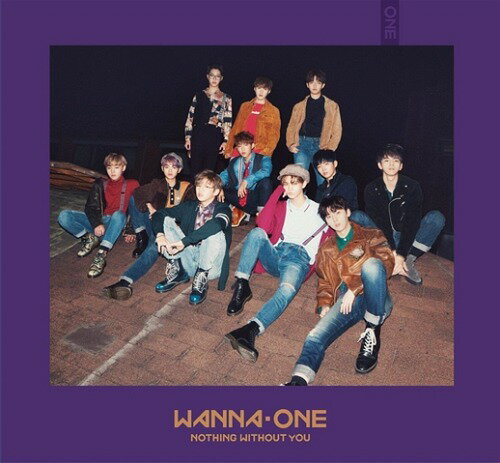 1-1=0 (NOTHING WITHOUT YOU) -JAPAN EDITION- (Wanna Ver.) [CD+DVD][CD] / Wanna One