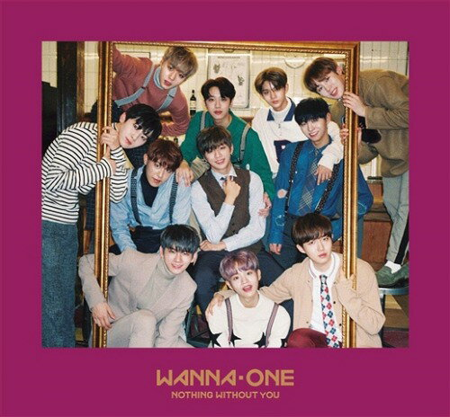 1-1=0 (NOTHING WITHOUT YOU) -JAPAN EDITION- (One Ver.) [CD+DVD][CD] / Wanna One