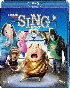 SING/シング [廉価版][Blu-ray] / 洋画
