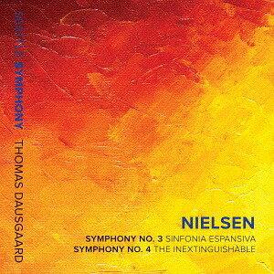 ニールセン: 交響曲 第3番&第4番[CD] / クラシックオムニバス