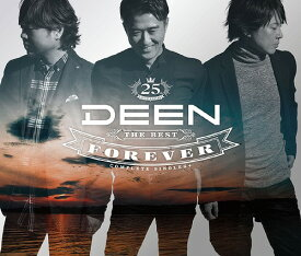 DEEN The Best FOREVER 〜Complete Singles+〜 [通常盤][CD] / DEEN
