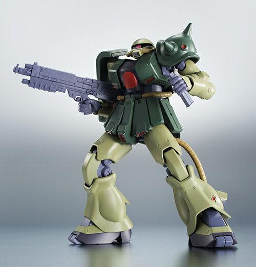 【バンダイ】ROBOT魂 [SIDE MS] MS-06FZ ザクII改 ver. A.N.I.M.E. [機動戦士ガンダム0080 ポケットの中の戦争][グッズ]