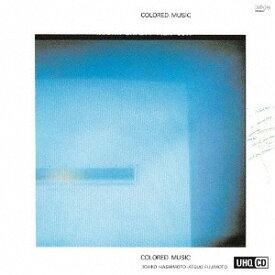 カラード・ミュージック [UHQCD][CD] / カラード・ミュージック