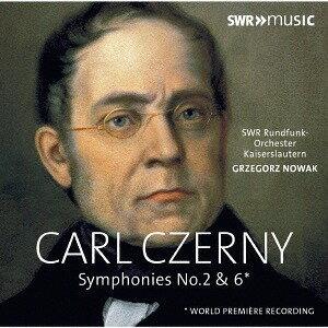 ツェルニー: 交響曲集[CD] / クラシックオムニバス
