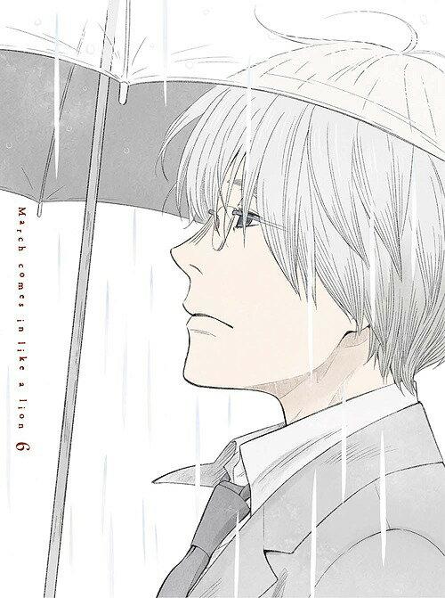 3月のライオン 6 [完全生産限定版][Blu-ray] / アニメ