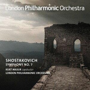 ショスタコーヴィチ: 交響曲 第7番[CD] / クラシックオムニバス
