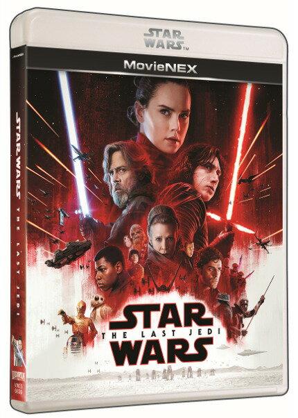 スター・ウォーズ/最後のジェダイ MovieNEX [Blu-ray+DVD] [通常版][Blu-ray] / 洋画
