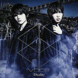 TVアニメ「gdメン」エンディングテーマ: Duality [DVD付初回限定盤][CD] / BB-voice