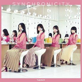 シンクロニシティ [CD+DVD/TYPE D][CD] / 乃木坂46
