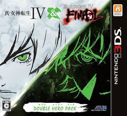 真・女神転生IV & FINAL ダブルヒーローパック[3DS] / ゲーム