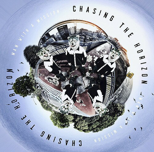 Chasing the Horizon [通常盤][CD] / MAN WITH A MISSION