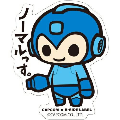【カプコン】CAPCOM x B-SIDE LABEL ステッカー ロックマン11 ロックマン[グッズ]