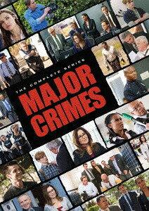 MAJOR CRIMES 〜重大犯罪課 <コンプリート・シリーズ>[DVD] / TVドラマ