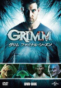 GRIMM/グリム ファイナル・シーズン DVD-BOX[DVD] / TVドラマ