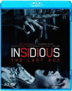 インシディアス 最後の鍵 ブルーレイ&DVDセット[Blu-ray] / 洋画