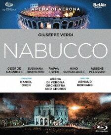 ヴェルディ: 歌劇《ナブッコ》[Blu-ray] / オペラ