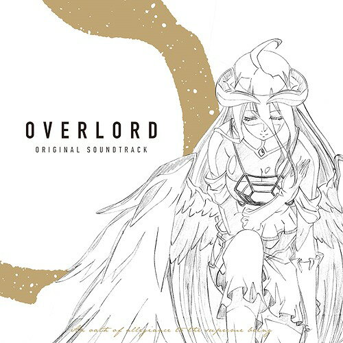 TVアニメ「オーバーロード」&「オーバーロードII」オリジナルサウンドトラック「OVERLORD ORIGINAL SOUNDTRACK」[CD] / アニメサントラ (音楽: 片山修志)