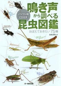 鳴き声から調べる昆虫図鑑 おぼえておきたい75種[本/雑誌] / 高嶋清明/著