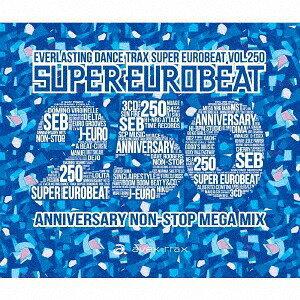 SUPER EUROBEAT VOL.250[CD] / オムニバス