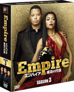 Empire/エンパイア 成功の代償 シーズン3 [SEASONSコンパクト・ボックス] [廉価版][DVD] / TVドラマ