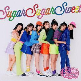 Sugar Sugar Sweet [Blu-ray付初回限定盤][CD] / Chuning Candy