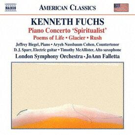 フックス: ピアノ協奏曲 他[CD] / クラシックオムニバス