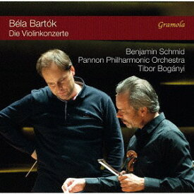 バルトーク: ヴァイオリン協奏曲 第1番&第2番[CD] / クラシックオムニバス